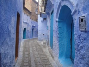 モロッコ・シャウエン
