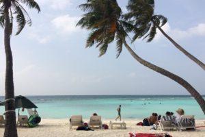 モルディブ・マーフシ島