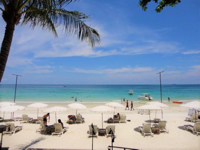 タイ・サメット島