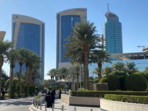 サウジアラビア・リヤド市内