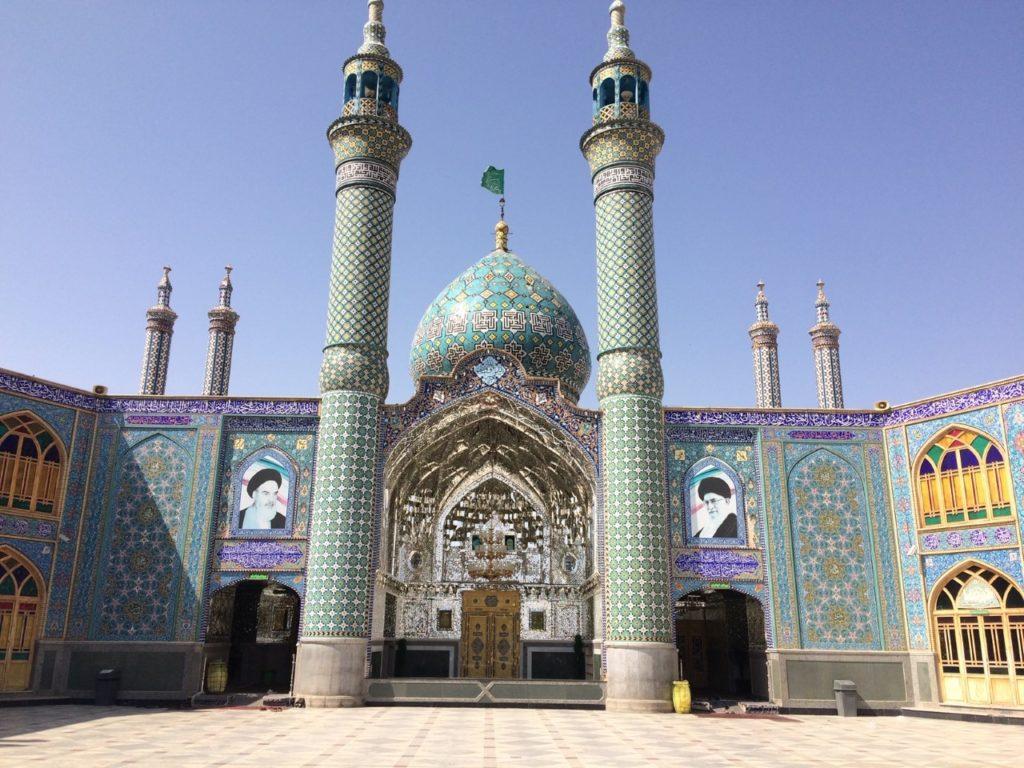 イラン・モスク