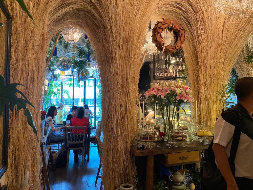 Floral Cafe' at Napasorn