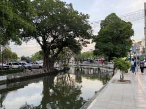 バンコク旧市街