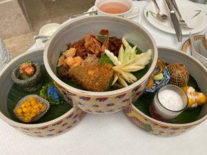 The Oriental Afternoon Tea